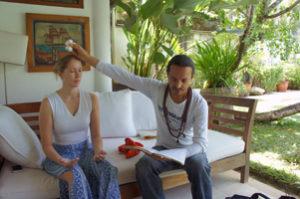healing in Bali 2016