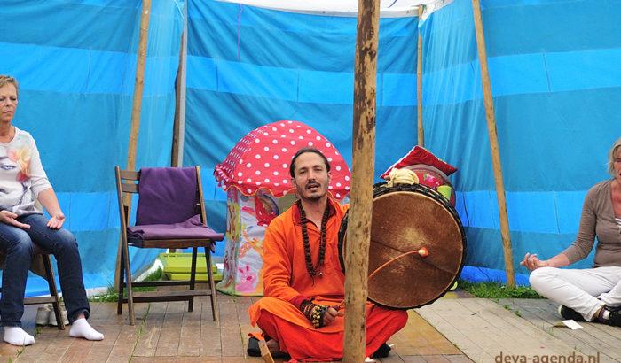 Mantra Shakti groepsactiviteiten