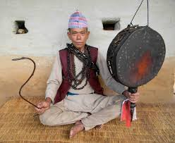 Sjamanisme uit Nepal