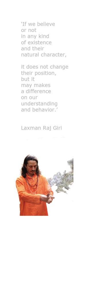 Mantra Shakti Laxman Liedewij