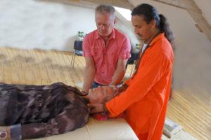trauma verwerking bij Mantra Shakti