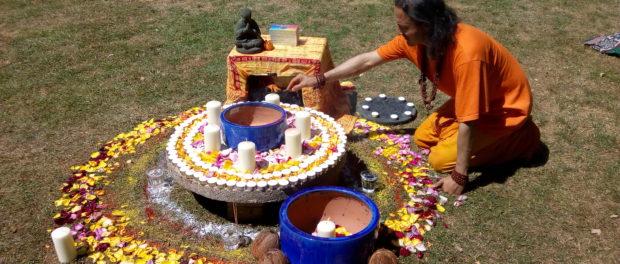 mantra shakti healing